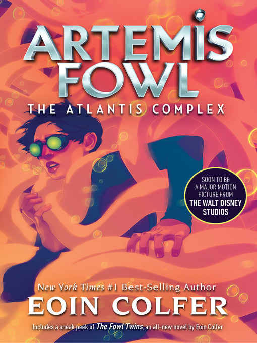 Title details for The Atlantis Complex by Eoin Colfer - Wait list