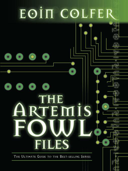 The Artemis Fowl Files - Toronto Public Library - OverDrive