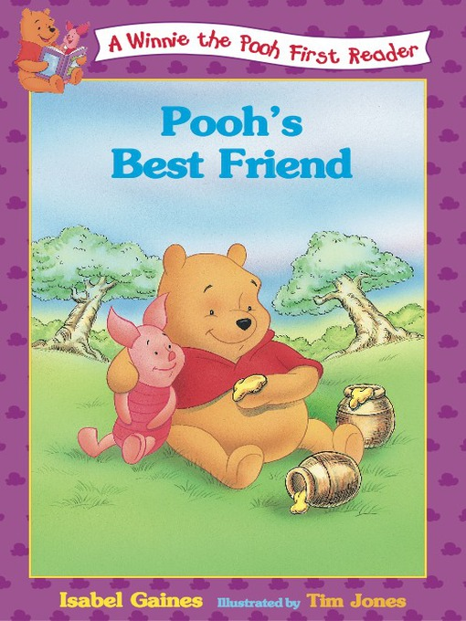Title details for Pooh's Best Friend, Volume 7 by Isabel Gaines - Wait list