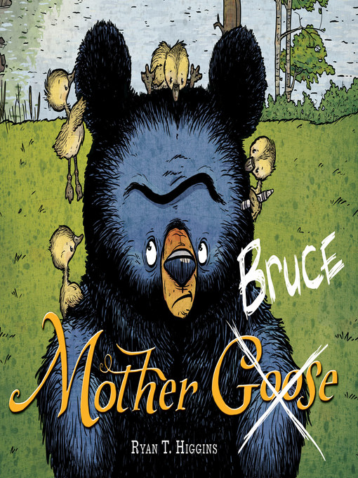 Title details for Mother Bruce by Ryan T. Higgins - Available