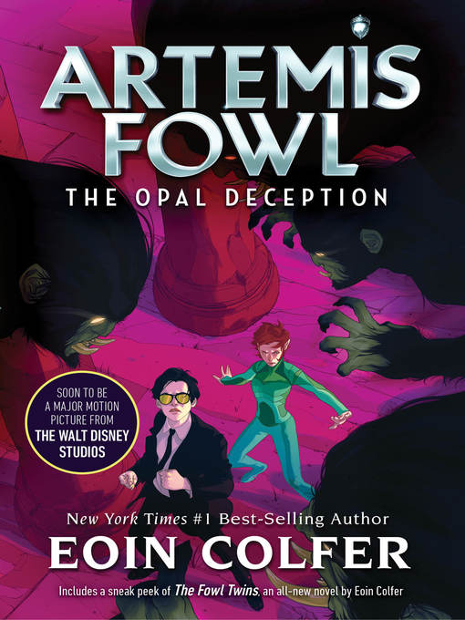 ARTEMIS FOWL EPUB NOOK EBOOK