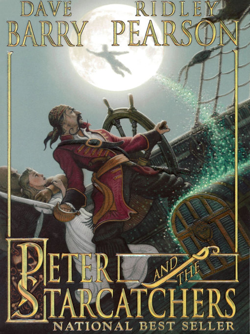 Title details for Peter and the Starcatchers by Ridley Pearson - Wait list