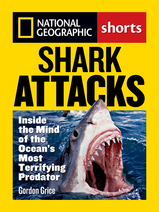 Title details for Shark Attacks by Gordon Grice - Wait list