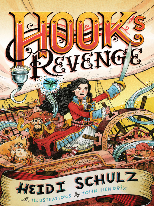 Title details for Hook's Revenge by Heidi Schulz - Wait list