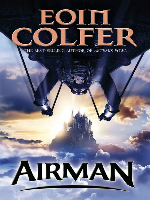 Title details for Airman by Eoin Colfer - Available