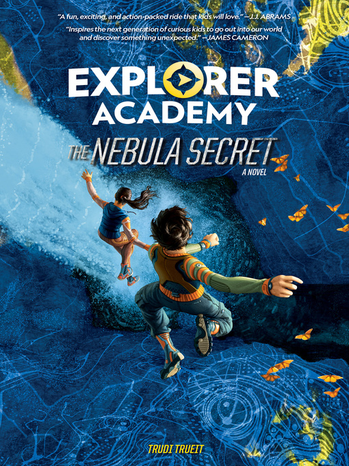 Explorer Academy The Nebula Secret (Book 1): The Nebula Secret