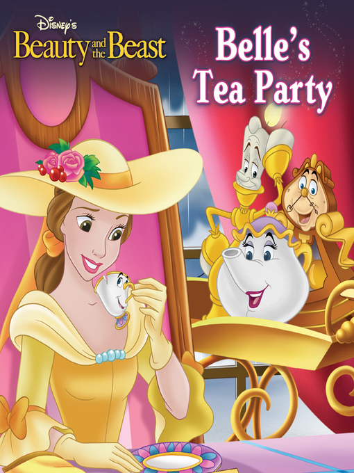 Title details for Belle's Tea Party by Disney Book Group - Available