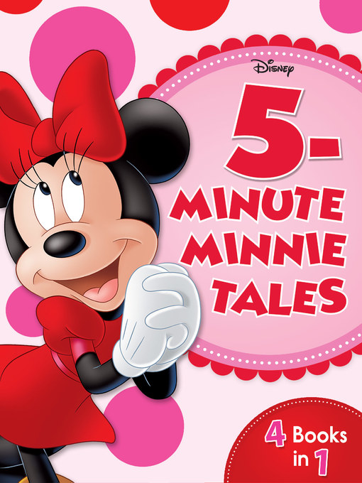 Title details for 5-Minute Minnie Tales by Disney Books - Available