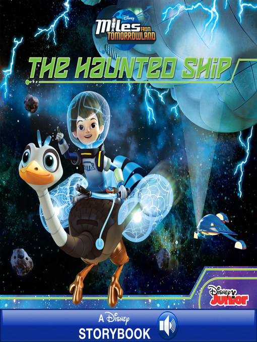 Cover of The Haunted Ship