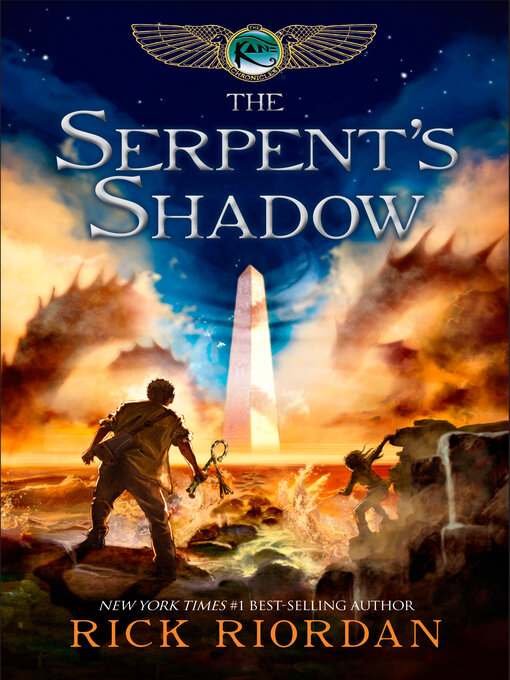 Title details for The Serpent's Shadow by Rick Riordan - Wait list
