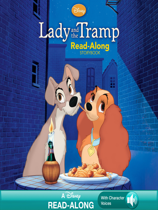 Title details for Lady and the Tramp Read-Along Storybook by Disney Book Group - Available