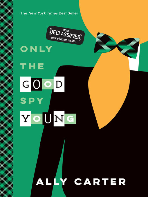 Cover of Only the Good Spy Young