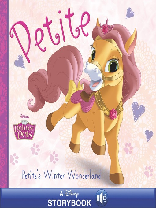 Title details for Petite's Winter Wonderland: A Disney Read-Along by Disney Books - Available