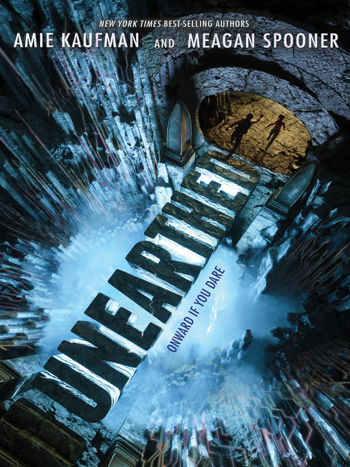 Title details for Unearthed by Amie Kaufman - Wait list