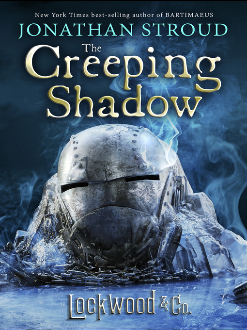 Title details for The Creeping Shadow by Jonathan Stroud - Wait list