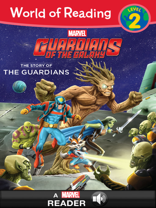 Cover of The Story of the Guardians