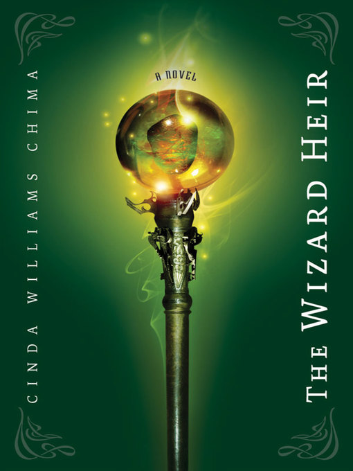 Cover of The Wizard Heir