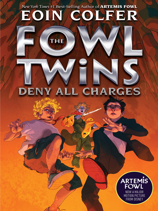 Title details for The Fowl Twins Deny All Charges by Eoin Colfer - Available