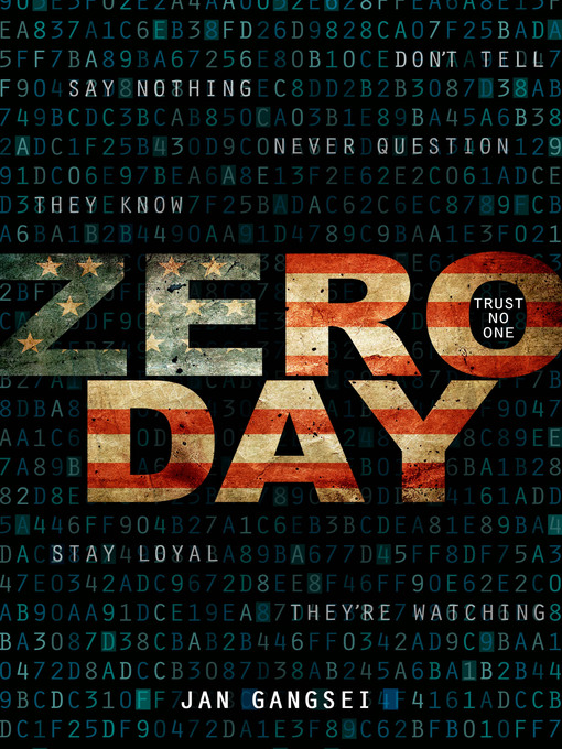 Title details for Zero Day by Jan Gangsei - Available