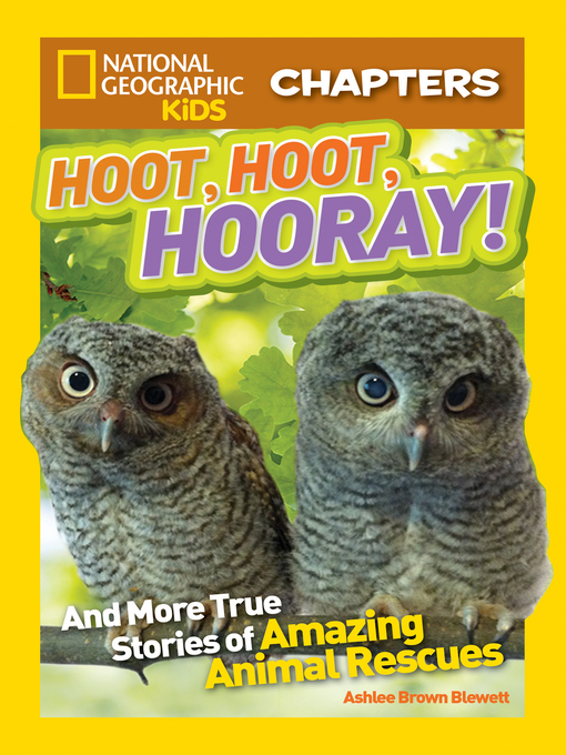 Title details for National Geographic Kids Chapters by Ashlee Brown Blewett - Available