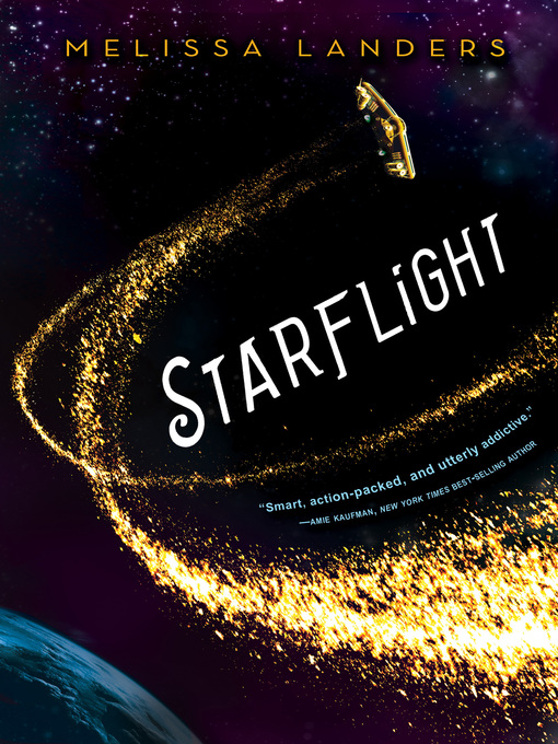 Title details for Starflight by Melissa Landers - Wait list