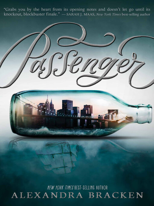 Title details for Passenger by Alexandra Bracken - Wait list