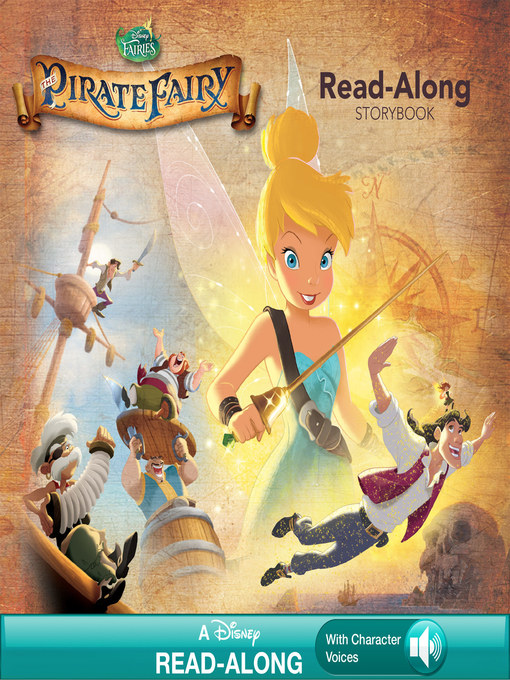 Cover of Tinker Bell and the Pirate Fairy