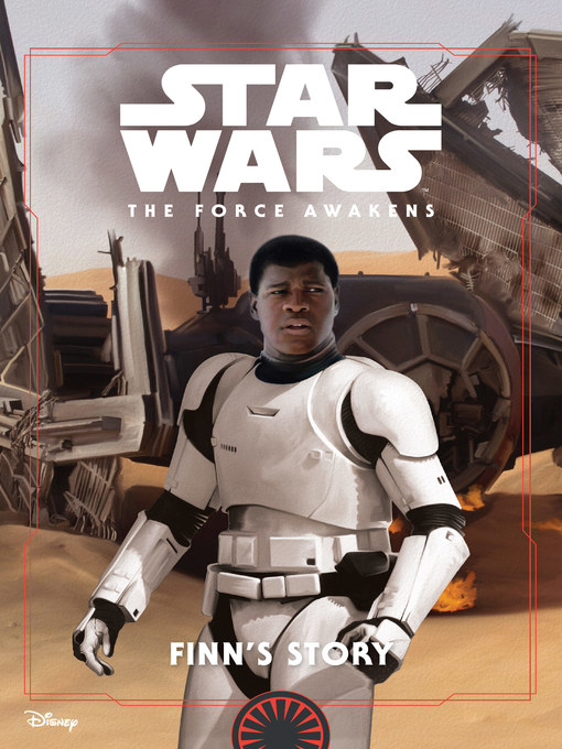 Title details for Finn's Story by Lucasfilm Press - Wait list