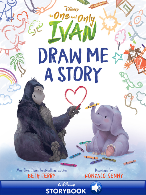 Title details for Draw Me a Story by Beth Ferry - Available