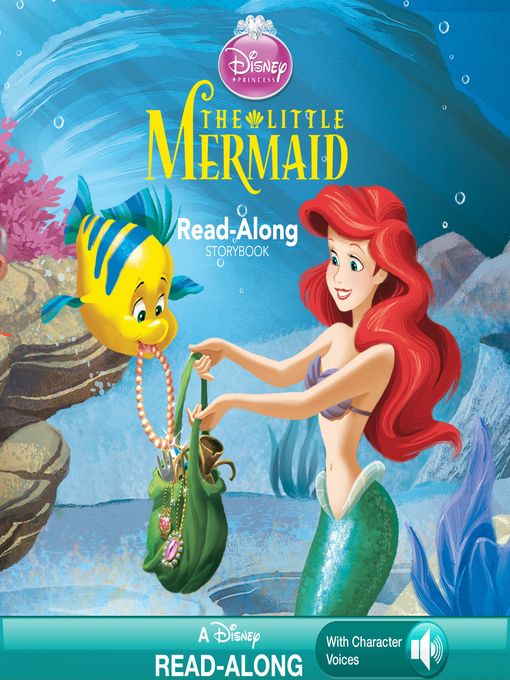 Title details for The Little Mermaid Read-Along Storybook by Disney Book Group - Wait list