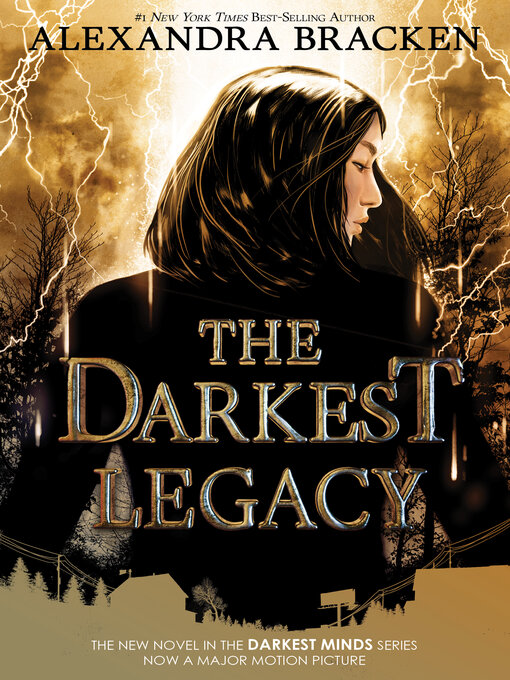 Cover of The Darkest Legacy