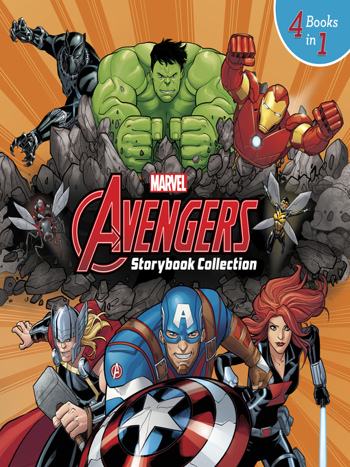 Cover of Marvel Storybook Collection