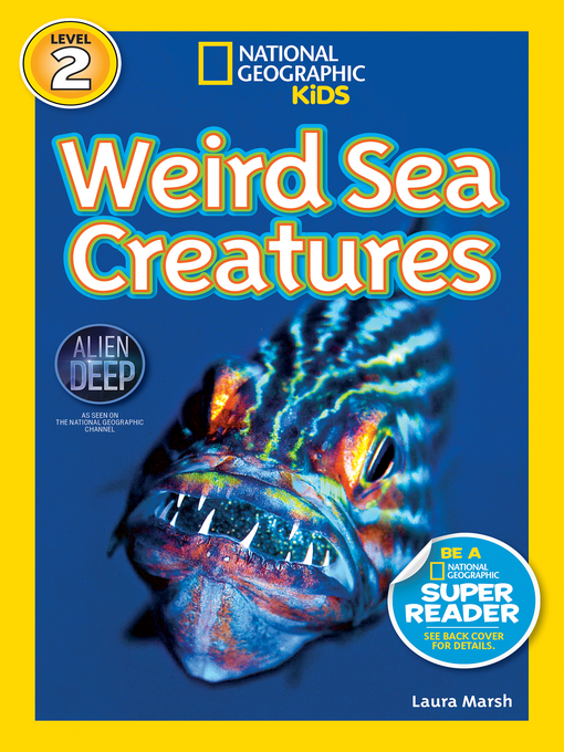 Title details for National Geographic Readers by Laura Marsh - Available