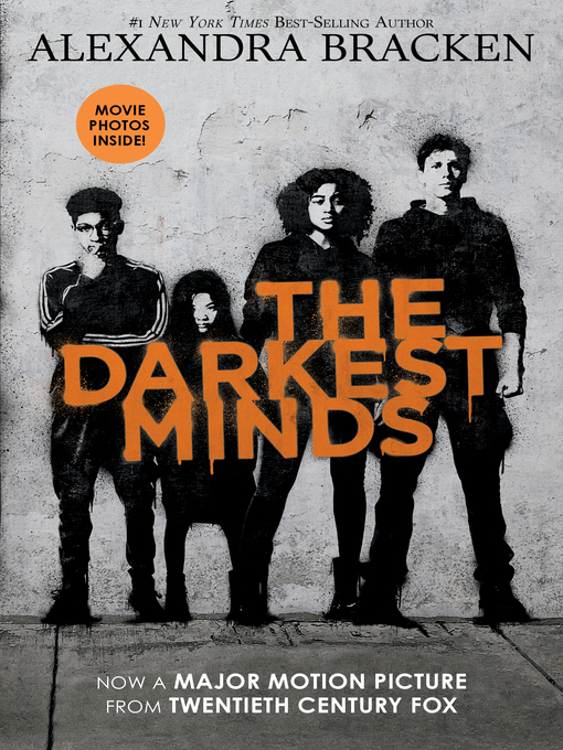 Title details for The Darkest Minds by Alexandra Bracken - Wait list