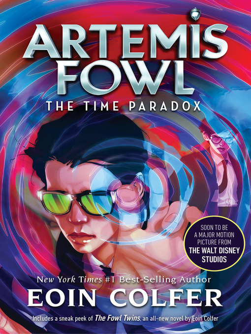 Title details for The Time Paradox by Eoin Colfer - Available
