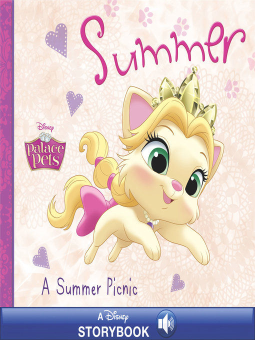 Title details for A Summer Picnic: A Disney Read-Along by Disney Books - Available