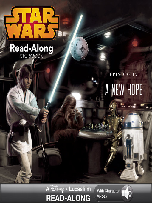 Title details for A New Hope by Lucasfilm Press - Available