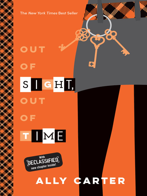 Title details for Out of Sight, Out of Time by Ally Carter - Wait list