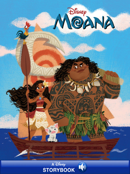 Title details for Moana by Disney Book Group - Available
