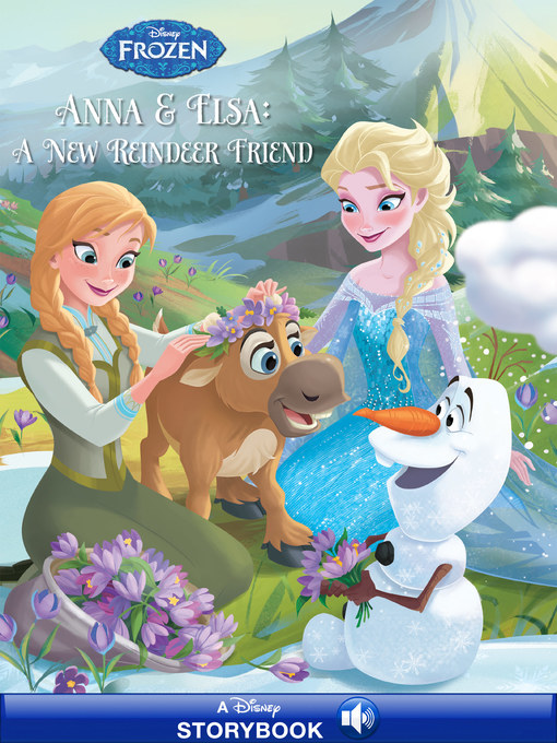 Title details for Anna & Elsa by Disney Book Group - Wait list