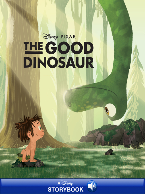 Cover of The Good Dinosaur