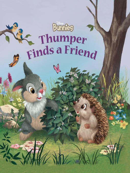 Title details for Thumper Finds a Friend by Laura Driscoll - Wait list
