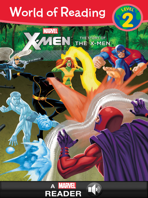 Cover of The Story of the X-Men
