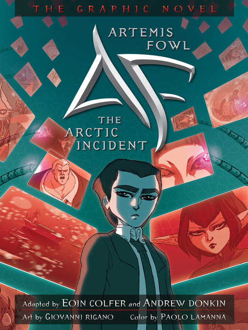 Title details for The Arctic Incident Graphic Novel by Eoin Colfer - Available