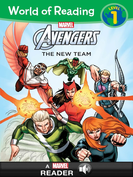 Title details for Avengers: The New Team by Marvel Press - Wait list