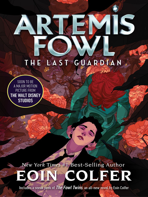Title details for The Last Guardian by Eoin Colfer - Wait list