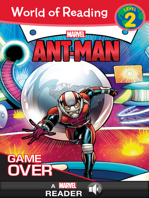 Title details for World of Reading: Ant-Man by Marvel Press - Wait list