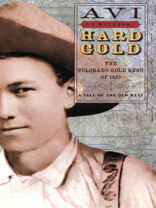 Title details for Hard Gold by Avi - Available