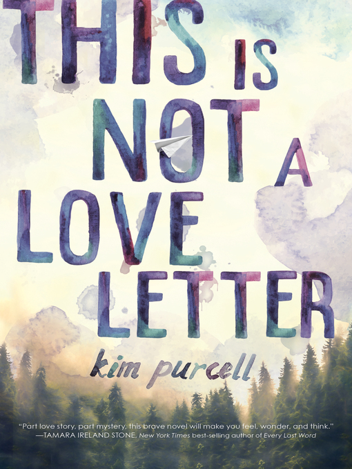 Cover of This is Not a Love Letter