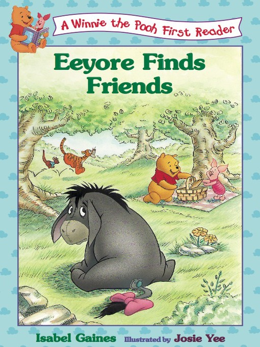 Title details for Eeyore Finds Friends, Volume 11 by Isabel Gaines - Wait list